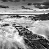 Tumulte côtier ©thierry raynaud