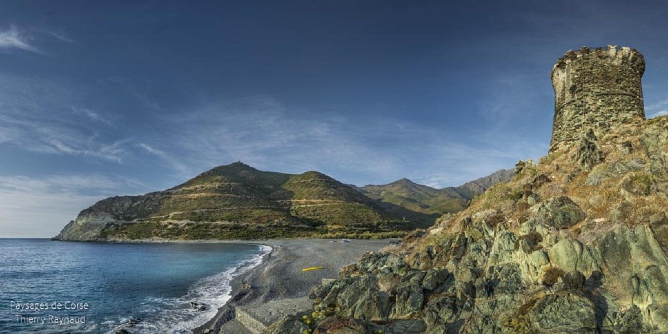 Le Cap Corse, Ajaccio,ses plages, ses tours génoises, sa nature sauvage