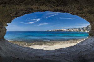 Falaises Bonifacio,falaises calcaires de Bonifacio, Bonifacio,grotte de Bonifacio